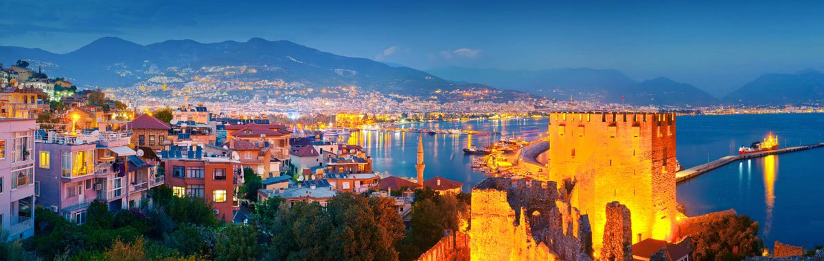 Things to do in Alanya