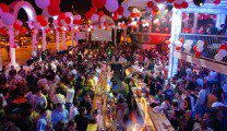 DISCOS AND NIGHTLIFE IN ALANYA